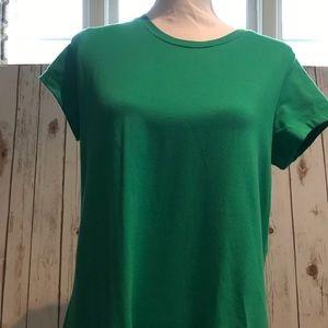 Isaac Mizrahi t shirt dress. Size S.